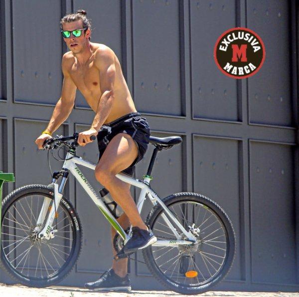 MARCA - Le retour de Bale !
