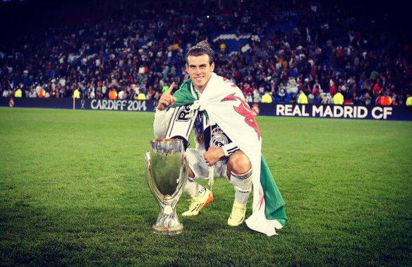Facebook de Gareth Bale (04.08.16)