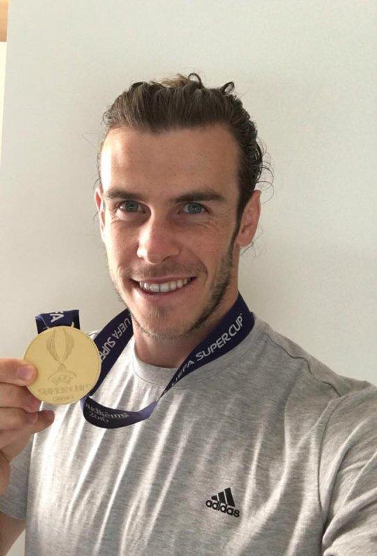 Facebook de Gareth Bale (10.08.16)