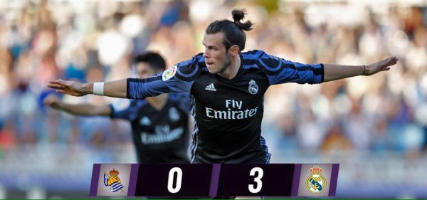 LIGA : 1ère journée : Real Sociedad - Real Madrid (21.08.16)