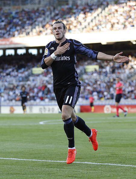Facebook de Gareth Bale (21.08.16)