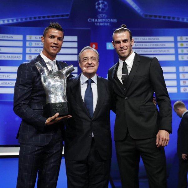 Facebook de Gareth Bale (25.08.16)