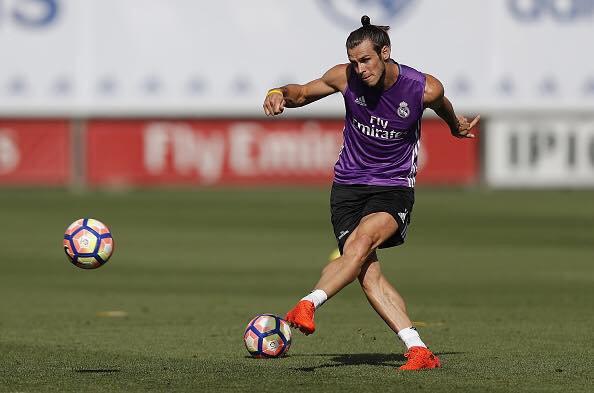 Facebook de Gareth Bale (26.08.16)