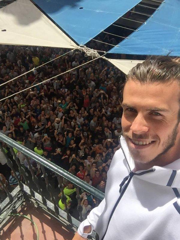 Facebook de Gareth Bale (07.09.16)