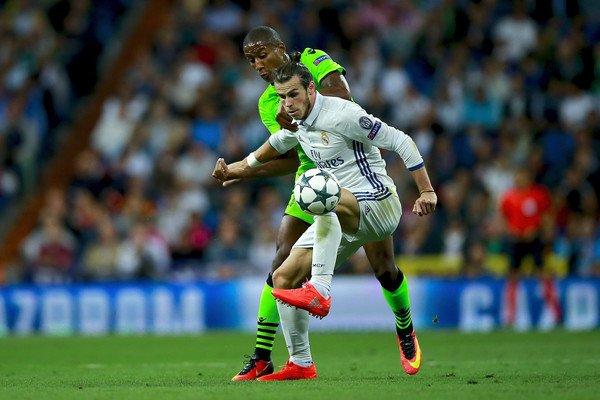 Photos de Gareth Bale pendant le match Real Madrid - Sporting CP (14.09.16)