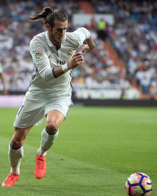 Facebook de Gareth Bale (21.09.16)
