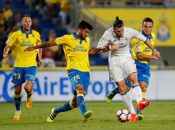 Photos de Gareth Bale avant le match Las Palmas - Real Madrid (24.09.16)