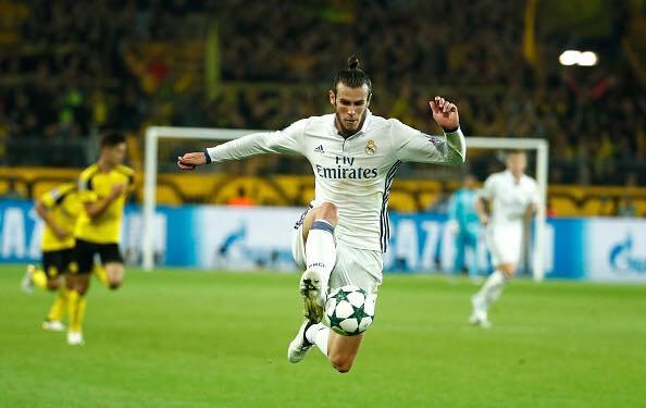 Facebook de Gareth Bale (27.09.16)