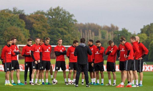 Facebook de Gareth Bale (04.10.16)