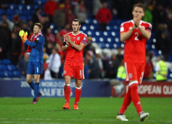Facebook de Gareth Bale (09.10.16)
