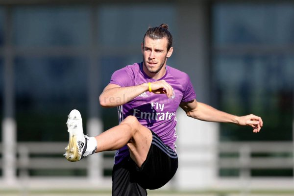 Facebook de Gareth Bale (11.10.16)