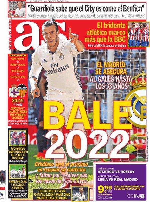 """AS : """" BALE 2022 """" (31.10.16)"""