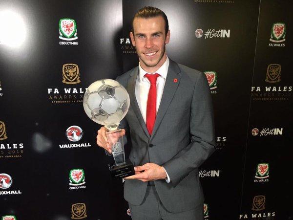 Facebook de Gareth Bale (09.11.16)
