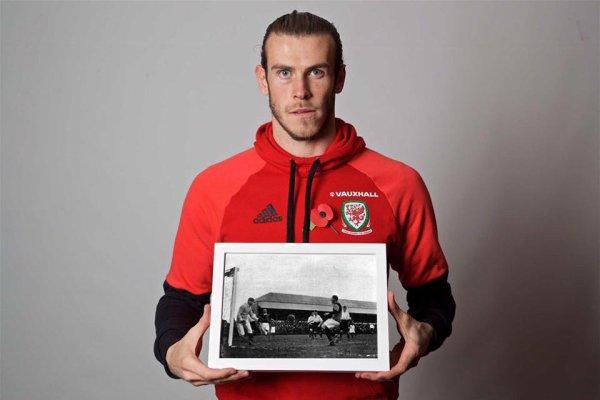 Facebook de Gareth Bale (11.11.16)