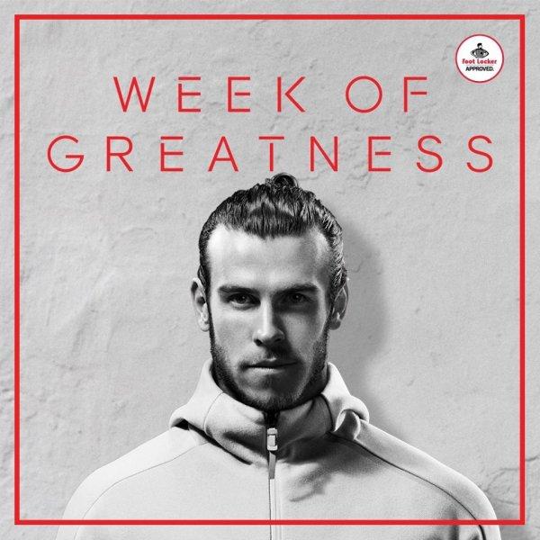 Facebook de Gareth Bale (17.11.16)