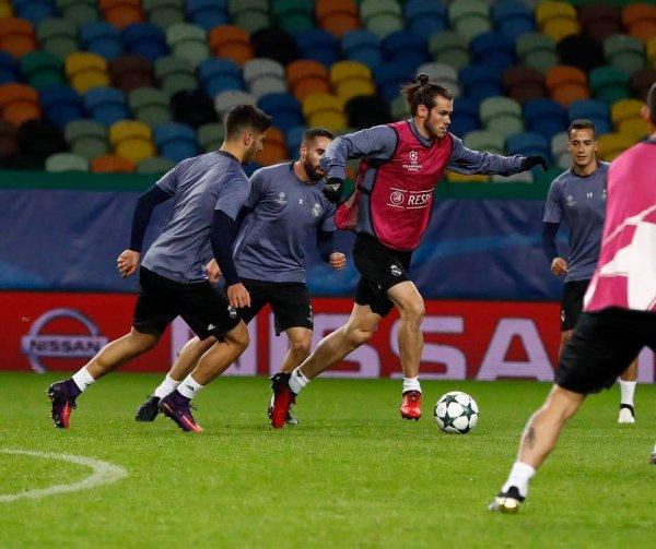Facebook de Gareth Bale (21.11.16)