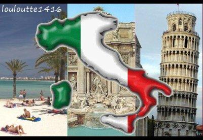 cRéA sur l'italie