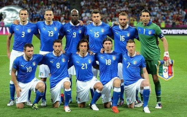 La squadra azzura :)