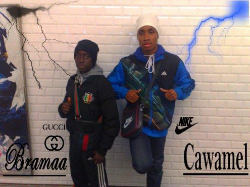 $)  Bramaa Maatadorr && Cawamel Prod'  $)
