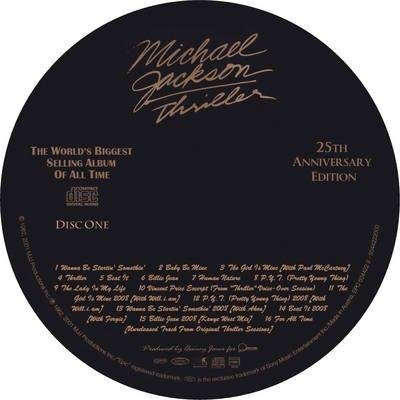 Thriller 25 (Anecdotes)
