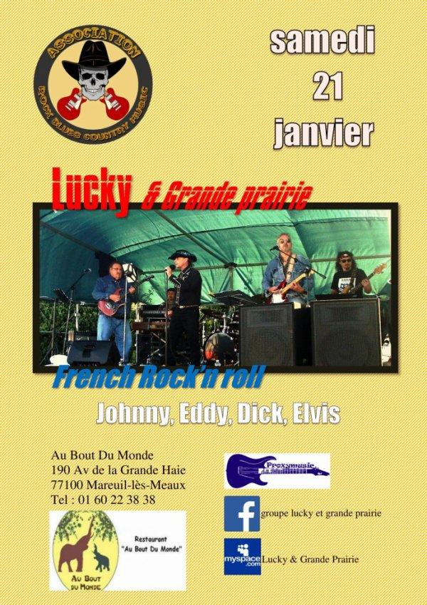 concert de lucky