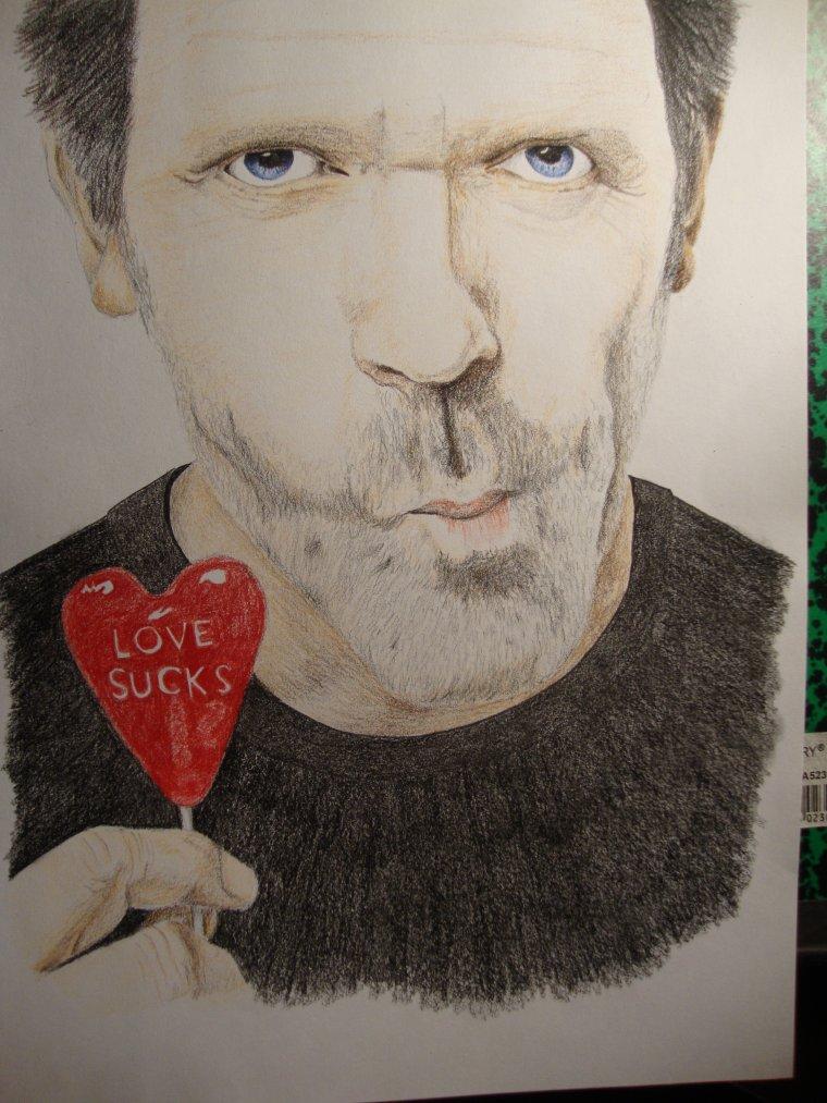Hugh Laurie ♥ fan depuis 5 ans ♥