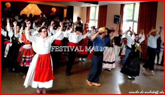 Maio 2009 Festival em Malakoff
