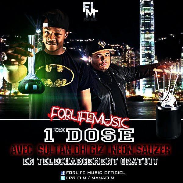 1ere Dose / Forlifemusic feat Neon - Mon equipe (2012)