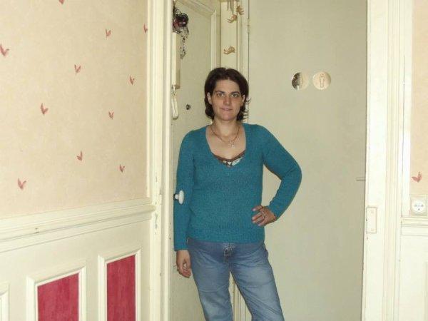 ma fille Delphine maman de jade