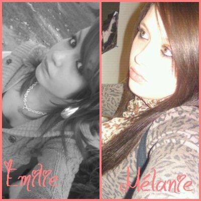 Semaine 1 ; Votage 2 , Emilie VS Mélanie