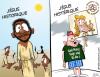 Du Jésus historique au Jésus hystérique