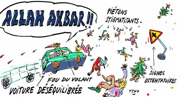 Attentat islamique du 20 avril 2017 sur l'avenue des Champs-Élysées