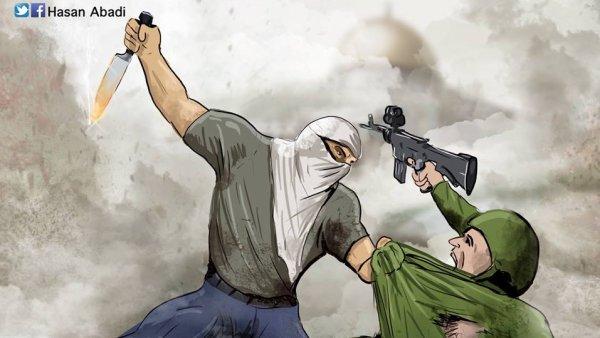 Pourquoi les médias occidentaux ont beaucoup d'indulgence pour le terrorisme palestinien ?