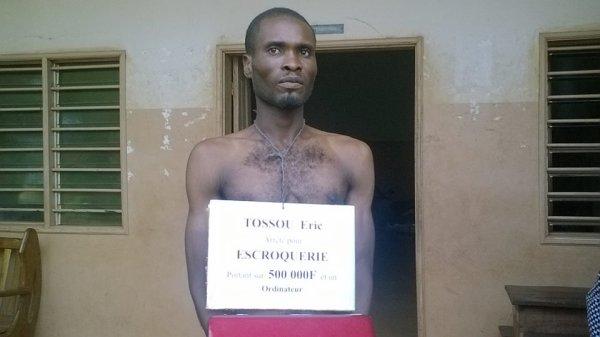 Maître marabout FAGNON Tchetula est un escroc du Bénin