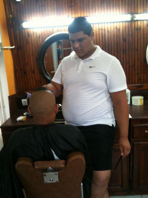 mon salon de coiffeur