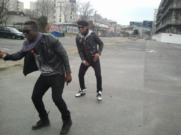 Jojo le joli & El shaday bikamwa ( TOURNAGE CLIP ROYAL RUMBLE )