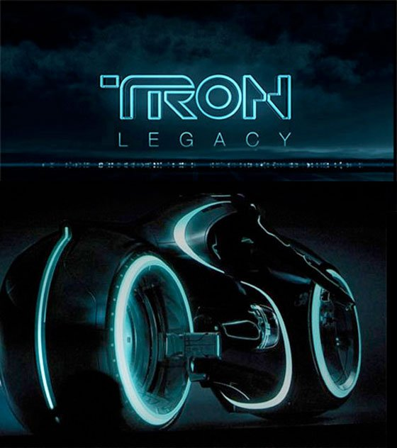 Frontiers / Journey- Separate Ways (TRON Lagacy version) (1983)
