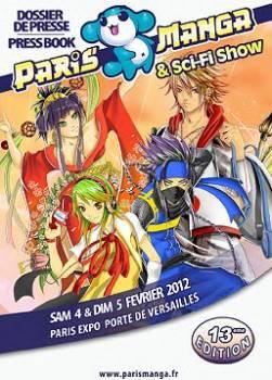 °*°*° Paris Manga : Soon °*°*°