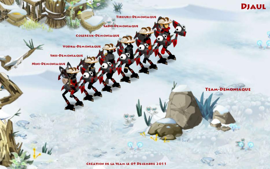 Team Demoniaque