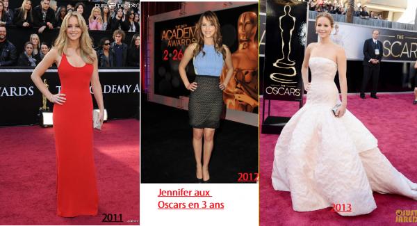 Jennifer les Oscars