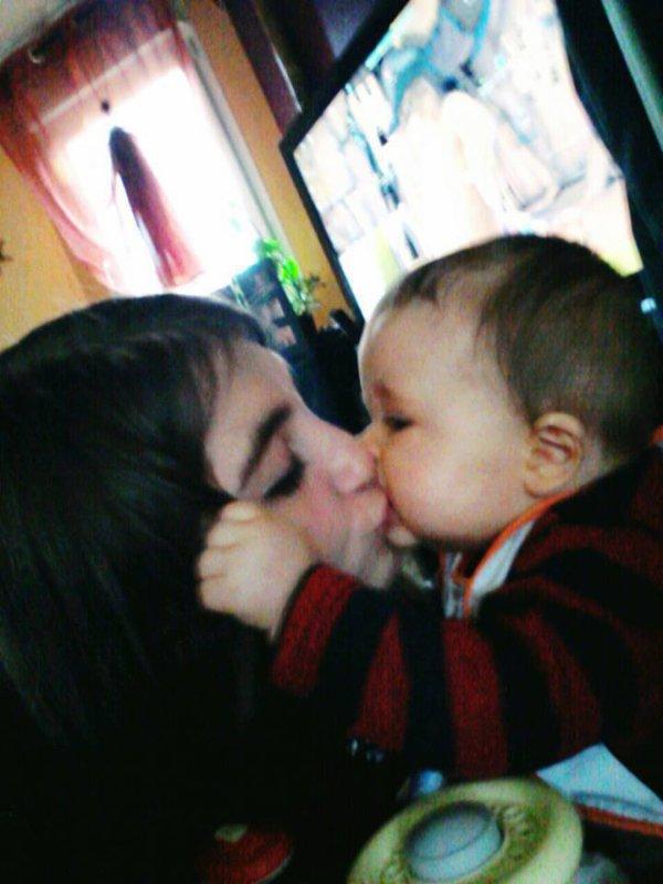 L'amour d'un bébé ! <3