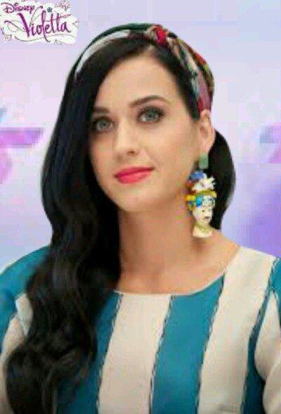 Katy Perry dans la saison 3 de Violetta ?