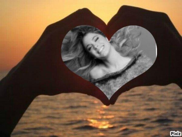 Montage de Tini coeur   ❤  ❤  ❤  ❤
