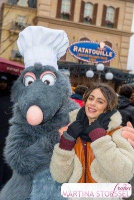 Tini à DisneyLand Paris (17/02)