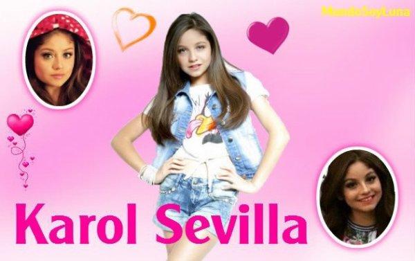 ♥ Répertoire Karol Sevilla ♥