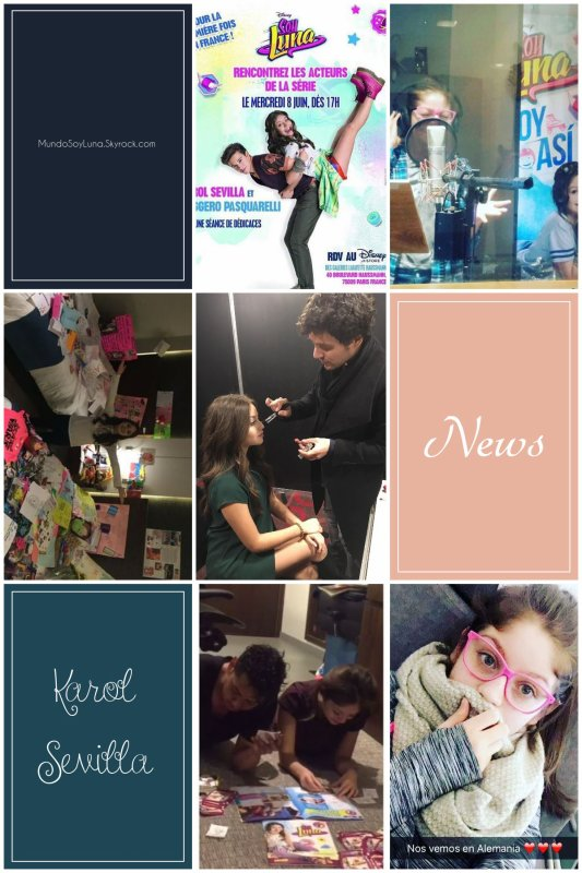 News de Karol ♥ 2