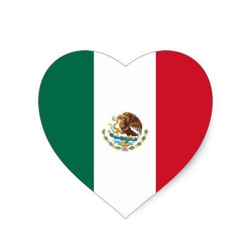 Que la Saint-Valentin vous apporte tous l'amour dont vous avez besoins. Gros bisous du Mexique !