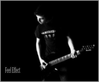 Feel Effect (Tracklist et durée des chansons provisoire).