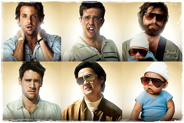 . « Very Bad Trip » - (2009). par Todd Phillips. - Durée : 1h30. - Titre Original : The Hangover.Avec - Bradley Cooper, Ed Helms, Zach Galifianakis, Justin Bartha, Heather Graham, Sasha Barrese..