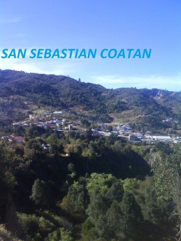 San Sebastian Coatan Central America